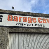 Garage Cats - Northridge, CA, United States