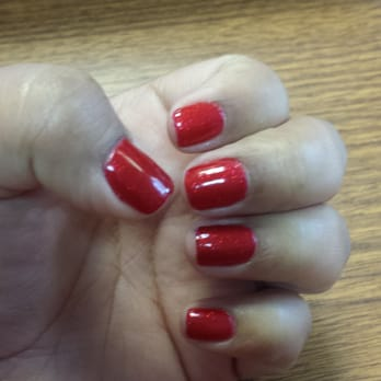 Sun nails los angeles ca united states 40 for a spa pedicure and