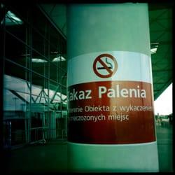 Zakaz palenia na terenie obiekta :)