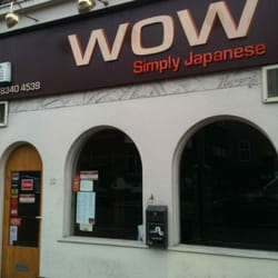 Wow Simply Japanese, London