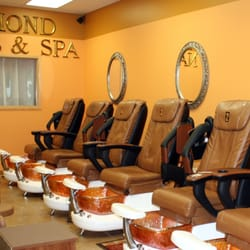 Diamond nails and spa nail salons junction ridge for 007 salon madison wi