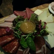 Mixed meat board :-)