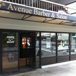 5th avenue barber salon hairdressers denny triangle for 5th street salon