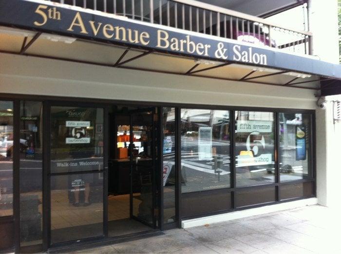 5th avenue barber salon hair salons denny triangle for Salon seattle