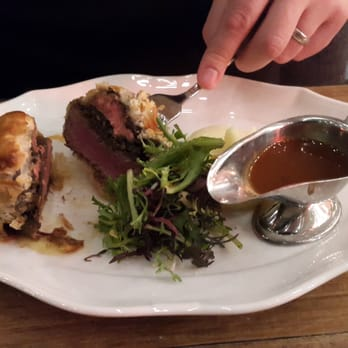 how to make the perfect beef wellington