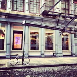 Diesel Black Gold New Store In New York City's Soho District | New