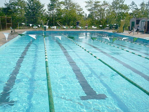 cole harbour outdoor pool and tennis complex - cole harbour - dartmouth  ns