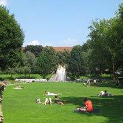Körnerpark Berlin Neukölln