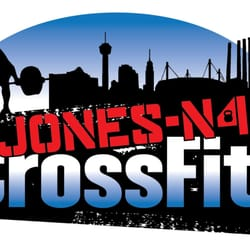 Jones-N4 CrossFit logo