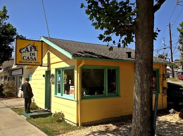Cafe De Casa San Francisco Ca
