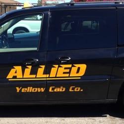 Allied cab