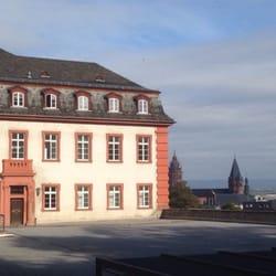 Zitadelle Festung Mainz, Mainz, Rheinland-Pfalz