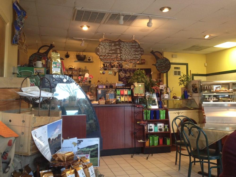 Kefa Cafe - Silver Spring, MD, United States. Cute cafe!