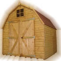 The Traditional Dutch Barn