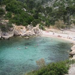 Calanque de port pin 16 photos beaches vaufr ges for Ca bouche du rhone