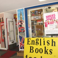 Bookshop entrance