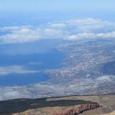 View from Mount Tiede.