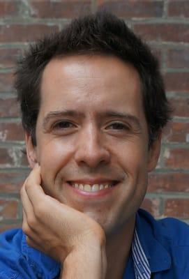 John Giffen, Massage Therapist / Massothérapeute