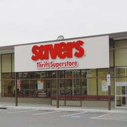 Savers clothing store