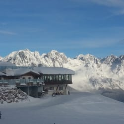 Bergkaiser - Panoramarestaurant, Ellmau, Tirol, Austria