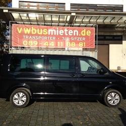 7/9 Sitzer VW Bus wie VW T5 Caravelle…