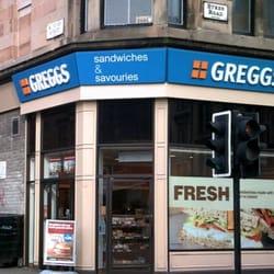 Greggs, Glasgow