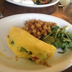 Crescent Grill - Brunch Crescent Omelet - Long Island City, NY, Vereinigte Staaten