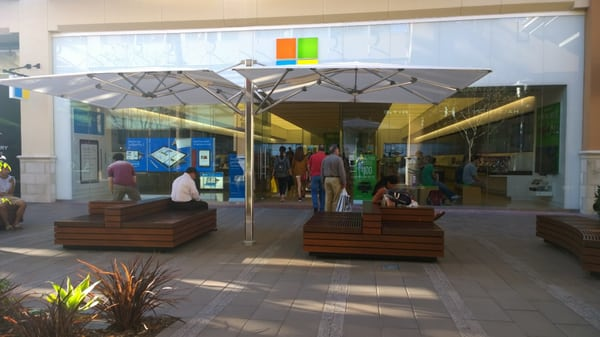 Microsoft Store Fashion Valley