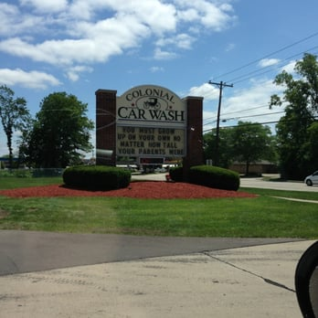 Colonial Car Wash Farmington Hills Mi
