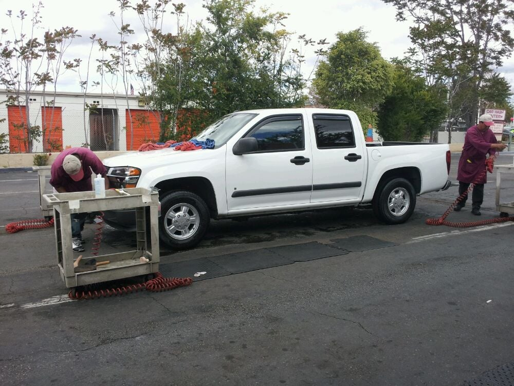First St Car Wash Simi Valley