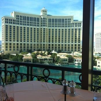 Eiffel Tower Restaurant Gorgeous Bellagio Las Vegas NV United States