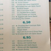 Chu's Cafe - Lunch specials are so cheap! - Basking Ridge, NJ, Vereinigte Staaten