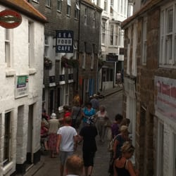 Seafood Cafe, St. Ives, Cornwall