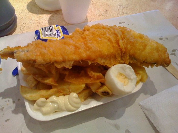 Plattens fish chips takeaway fast food wells next for Fast food fish restaurants near me