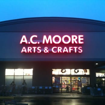 A c moore arts and crafts art supplies clifton nj for Ac moore and crafts