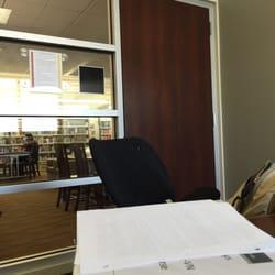 Alhambra Library Study Room