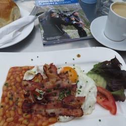 Amerikanisches Frühstück für 12,10 Euro
