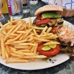 Veggie Burger: frittella di patate +…