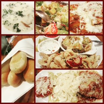 Olive Garden Italian Restaurant 282 Photos Italian Restaurants 1780 Challenge Way