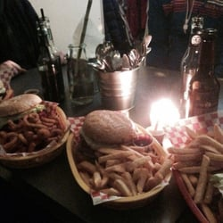 Burger-Parade :)