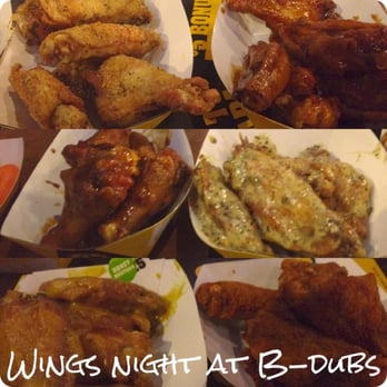 Buffalo Wild Wings Boneless Wing Night happens every Thursday, read on to find out if its worth your monetary and caloric budget. What can be constituted as a tradition that spreads from the mountains to the prairies, at local dives, to fancy bistros, to chain restaurants, wing nights are king.