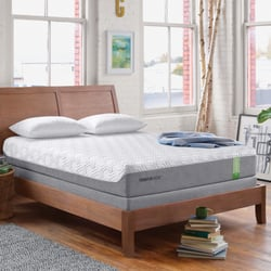 Who Sells The Cheapest Luxury Home Icomfort Direction Ultra Plush Epic Memory Foam Mattress Set By Serta, Queen On Line
