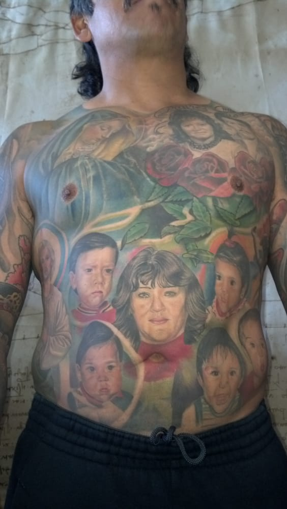 One way tattoo tattoo pico union los angeles ca for Best tattoo removal los angeles