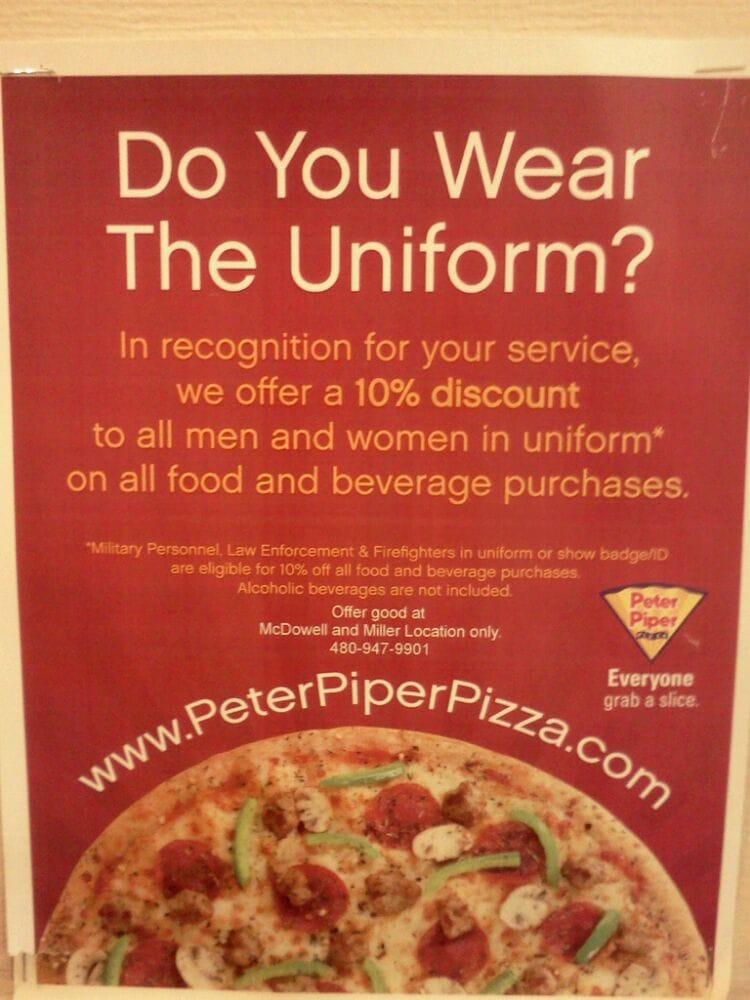 graphic about Peter Piper Pizza Printable Coupons titled Peter piper pizza discount codes tucson arizona : Cz jewellery coupon