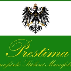 Prestima Stickerei & Textildruck, Berlin, Germany
