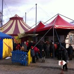 ZAK Zirkus- und Artistikzentrum/Zirkus Wibbelstetz, Köln, Nordrhein-Westfalen