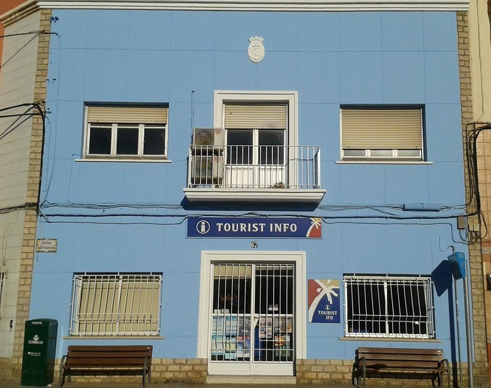 Tourist info puerto de sagunto tours puerto de sagunto for Oficina turismo sagunto