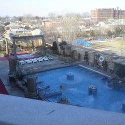 Spa castle 323 photos day spas college point for Uniform at spa castle