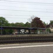Rotenburg Wümme Bahnhof, Rotenburg, Niedersachsen