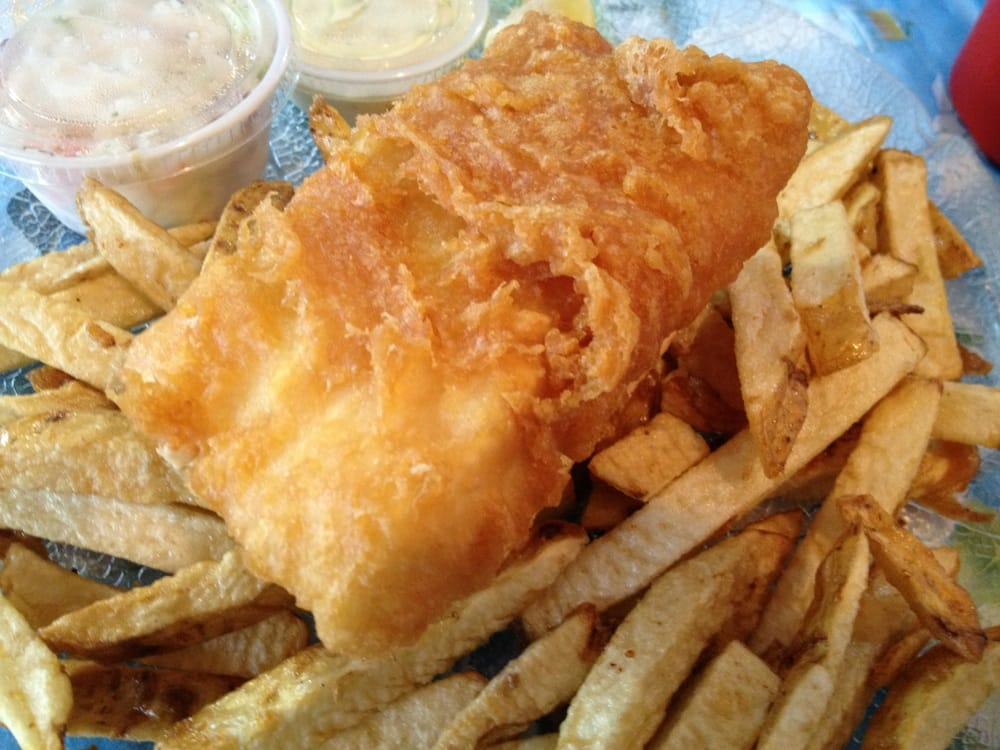 Hylands Fish & Chips - Seafood Restaurants - Sidney, BC, Canada - Reviews - Photos - Yelp